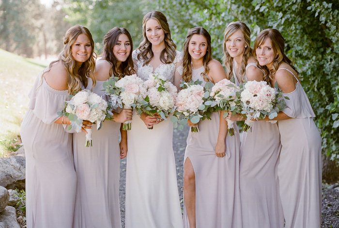 My Top 4 Bridesmaid Dress Companies